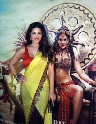 Trailer launch of film Ek Paheli Leela