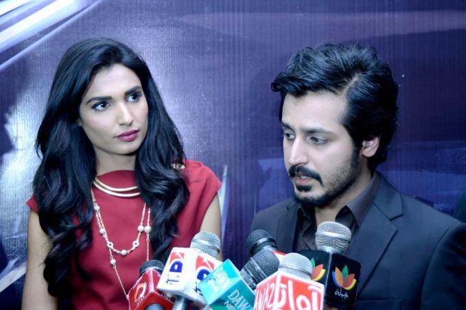 Amna Ilyas, Kamran Faiq