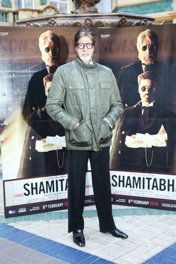 Shamitabh Press Conference!
