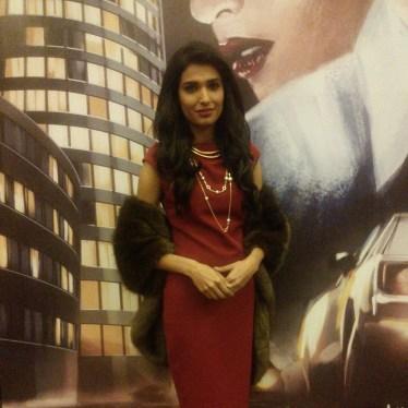 Driven's lead actress Amna Ilyas (3)