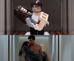 Fifty Shades of Grey lego 2