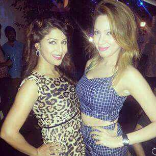 Debina and Munmun Dutta