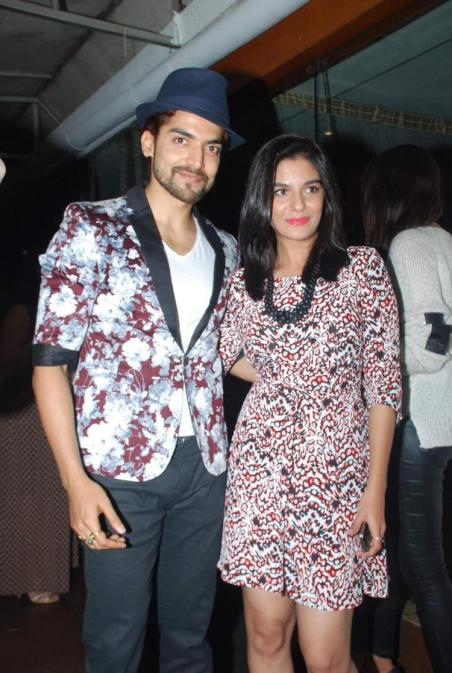 Gurmeet and Pooja Gaur
