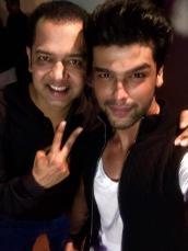Rahul and Kushal Tandon