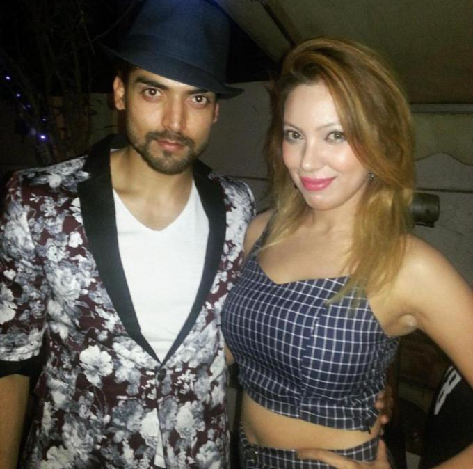 Gurmeet and Munmun Dutta