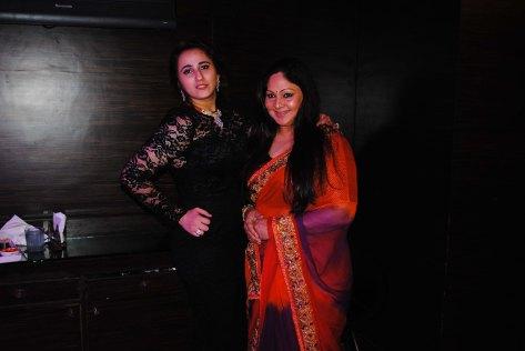 Neha Lakdawala With Rati Agnihotri1