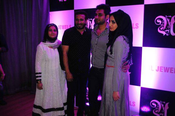 Parvez And Hafiza Lakdawala,Nadeem n Ayesha Lakdawala