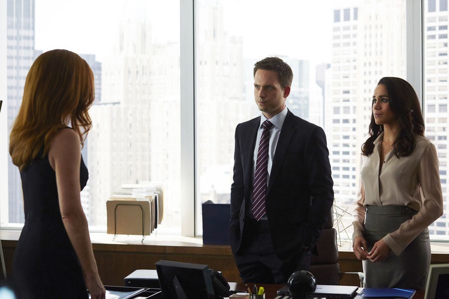 Donna, Mike and Rachel