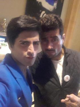 Sushant Divgikar and Pritam Singh