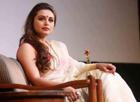 Rani Mukerji receives award for Mardaani