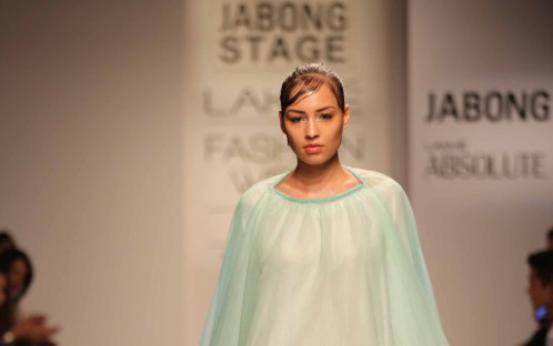 Anurima Majhi at Lakme Fashion Week Summer Resort 2015 (1)