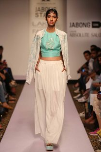 Anurima Majhi at Lakme Fashion Week Summer Resort 2015 (13)