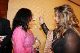 Cake Cutting during Sagarika's Mother Birthday Celebration after the award show