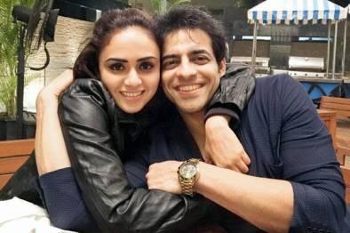 Himanshoo Malhotra and Amruta Khanvillkar