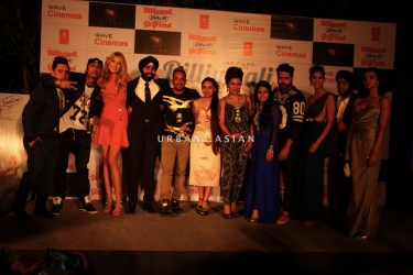 Dilliwaali Zaalim Girlfriend music launch!