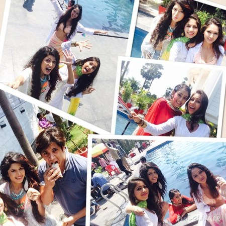 The cast of Kaisi Yeh Yaariaan