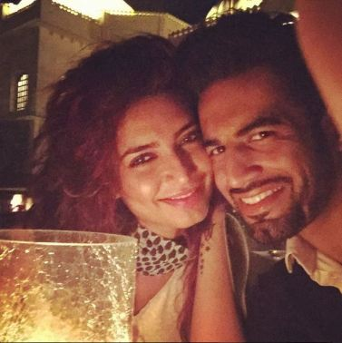Upen and Karishma