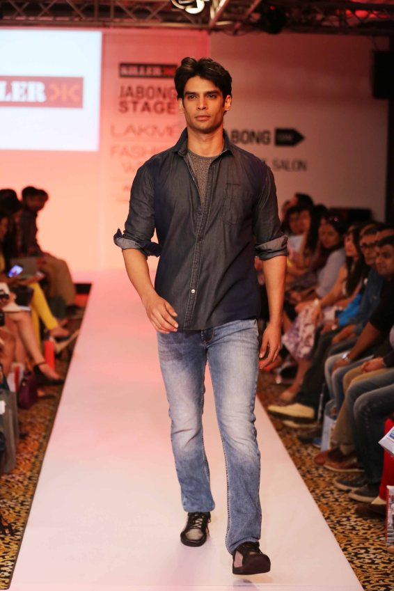 Killer at Lakme Fashion Week Summer Resort 2015 (7)