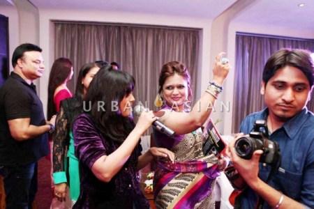 Sagarika Deb during the Bollywood Performance 4