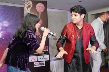 Sagarika Deb during the Bollywood Performance 6