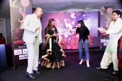 Sagarika Deb during the Bollywood Performance