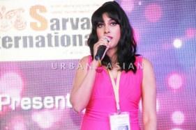 Sagarika Deb during the performance of 'O Ri Chiraiya'