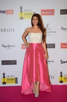 03-Tanishaa Mukerji at Grazia Awards