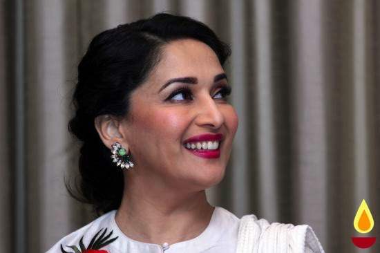 Madhuri Dixit Nene during the launch of five day long contemporary dance festival, JUNGNEE