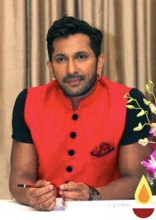 Terence Lewis during the launch of five day long contemporary dance festival, JUNGNEE