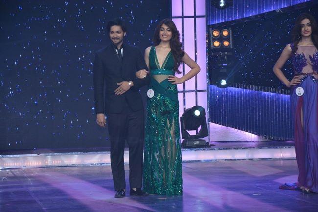 Ali Fazal and Deeksha Kaushal