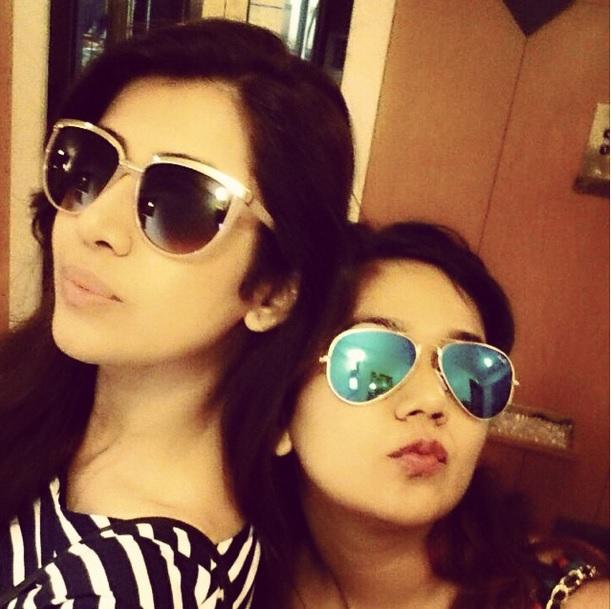 Ankita and Roopal