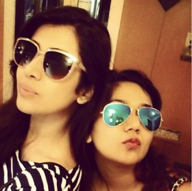 Ankita and Roopal