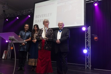 BIWA 2015 Community Star Winner -Beverley Barton