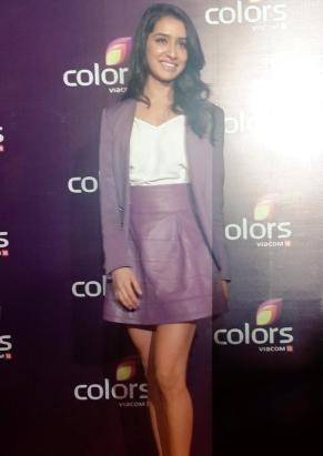 Shraddha Kapoor #ColorsTV