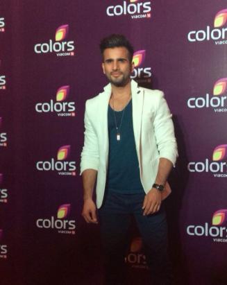 Karan Tackker at #ColorsTV