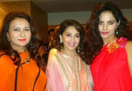 Madhuri at Colors TV