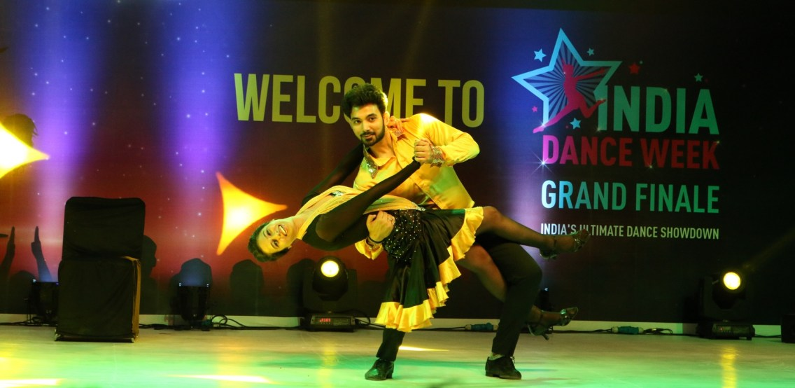 Dance Performance at India Dance Week, 2nd Edition, Phoenix Marketcity Kurla