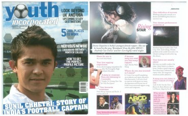 Deane Collage Youthmag