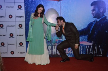 Evelyn Sharma and Mahakshay Chakraborthy