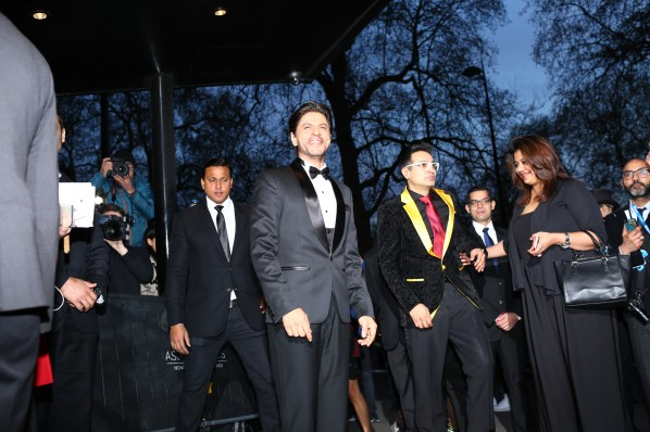 Shah Rukh - (Photo Credit Javed&Mizan)