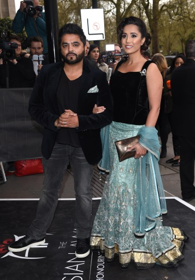 The Asian Awards 2015