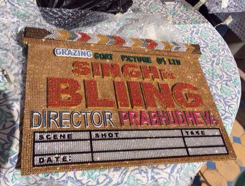 SIB Clapper Board