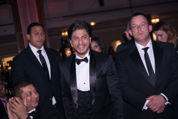 SRK - (Photo Credit: Areez Charania)