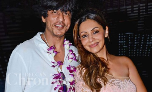 SRK Gauri