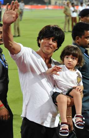 abram khan and shah rukh