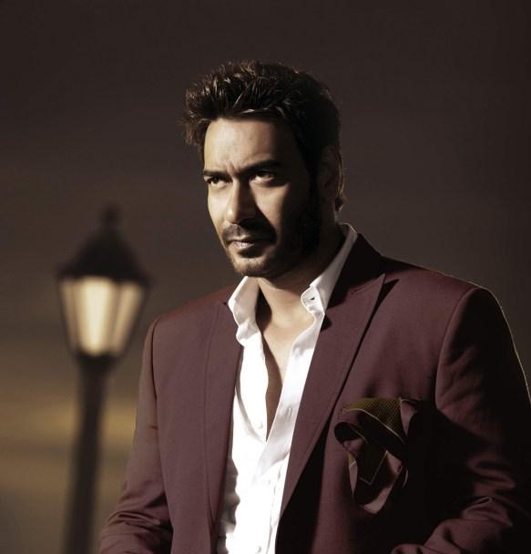 Ajay Devgn Pic Courtesy - Jitu Savlani
