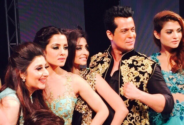 Archana Kochhar fashion show
