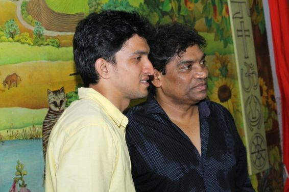 Johny Lever at the celebration of Aashayein3