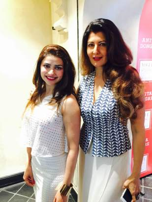 Prachi Desai with Sangeeta Bijlani (1)
