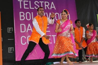 Bollywood Dance compitation at IFFM 2015 1